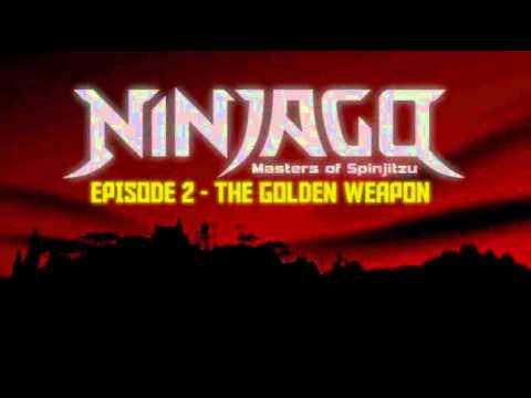 Lego Ninjago #02 - Zlatá zbraň