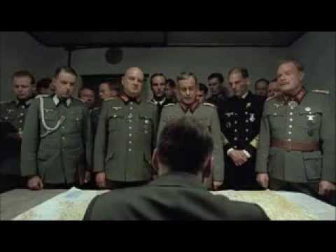 "Hitler's reaction to ""Frankly Speaking with Rahul Gandhi"" by Arnab Goswami"