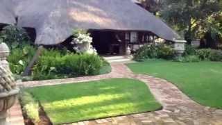 Video over het Sandton Boutique Hotel In Johannesburg Zuid Afrika