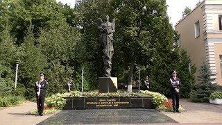 Університет взяв участь у заходах із вшанування пам'яті загиблих правоохоронців