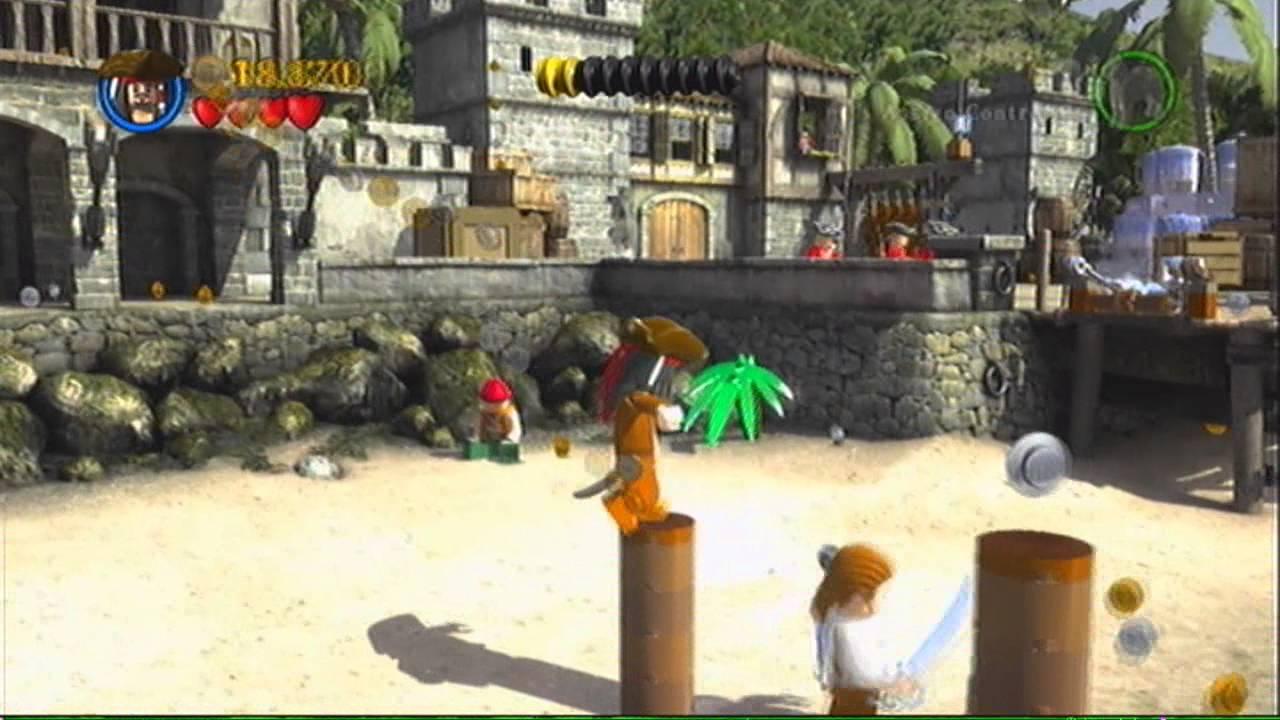 lego fluch der karibik spiele