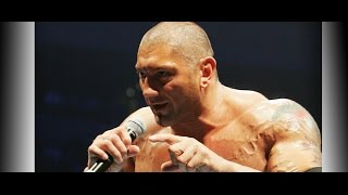 Batista Returning To WWE For Retirement Match At WrestleMania 31 - Batista's WWE Status