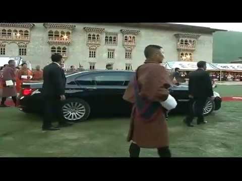 PM Narendra Modi Inaugurates Bhutan's Supreme Court Building