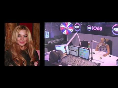 Exclusive:: Lindsay Lohan Speaks With Kyle & Jackie O On KIIS 1065