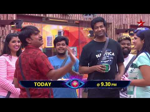 SrinivasReddy & VennelaKishore makes entry | BiggBossTelugu2