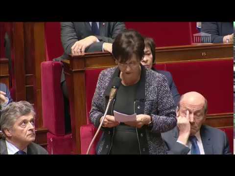 Mme Bérengère Poletti - Réforme des financements dans les EHPAD