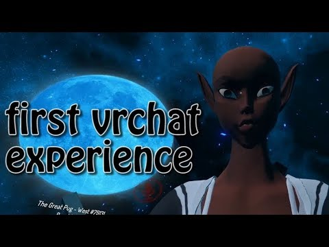 [First time playing vrchat] weird and funny moments and roasting