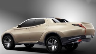 Nova Mitsubishi L200 2016 Preview