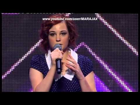 X FACTOR 2012 Bella Ferraro First Audition Full HD