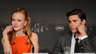 Nicole Kidman Pees On Zac Efron!