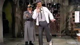 Red Skelton and George Gobel