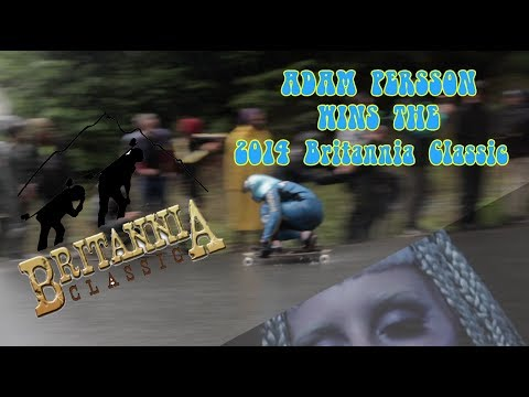 Britannia classic 2014 finals Adam Persson -Rad Train