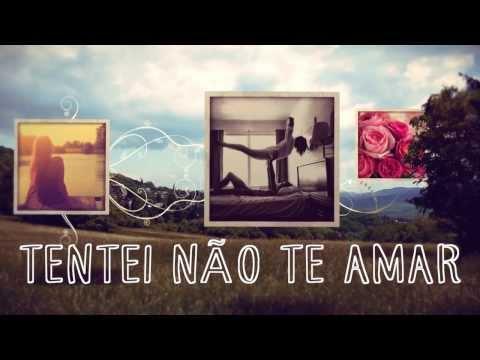 Tânia Mara - Só Vejo Você  (Lyric Vídeo)
