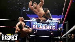 WWE Network: Bálor & Joe vs. Dash & Dawson - Dusty Rhodes Classic Semifinal: NXT TakeOver: Respect