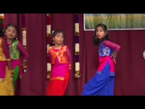 "CAA - 2017 AP Cultural Festival - Oct 14th 2017 - Item-5 ""Rang De"" Dance"