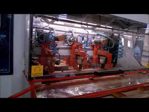 Pregadeira Automática para Embalagens – Modelo Speed 5 (vídeo 1)