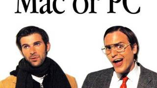 """Mac Or PC"" Rap Music Video (Mac Vs PC, Apple Vs Microsoft"