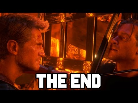 UNCHARTED 4 ENDING!! Gameplay Walkthrough Part 35 - Chapter 22 (PS4 1080p HD)