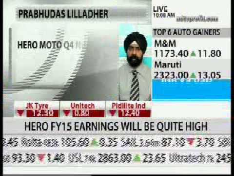 View on Hero Motocorp post result and Tata Motors' Q4FY14 Preview --Surjit Arora