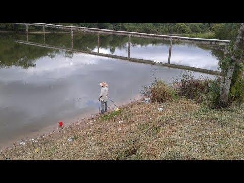 Polícia Ambiental faz nova operação na represa Cascata