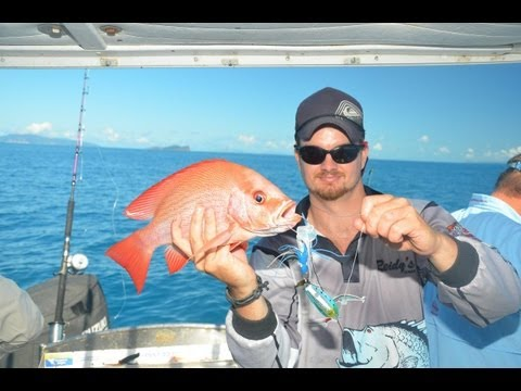 Advanced Reef Jigging tips with Octo jigs!!