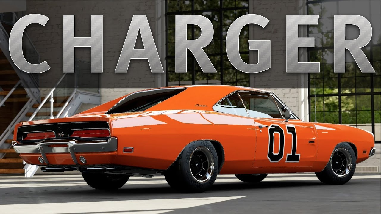 Forza 5 Car Build Dodge Charger Quot Dukes Of Hazzard