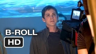 Percy Jackson: Sea Of Monsters Complete B-Roll (2013