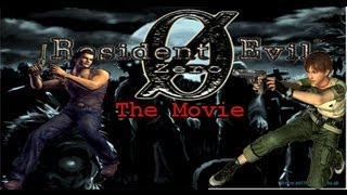 Resident Evil Zero (The Full Movie)