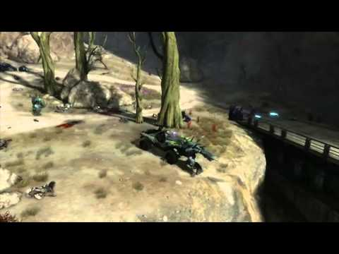 "Game Fails: Halo Reach ""Needed a little more horse power"""