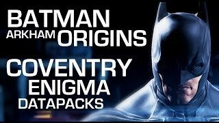 Batman: Arkham Origins Enigma Data Packs Coventry
