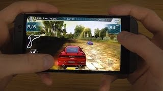 Ridge Racer Slipstream HTC One M8 HD Gameplay Trailer