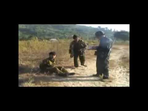 Kachin War April-2014