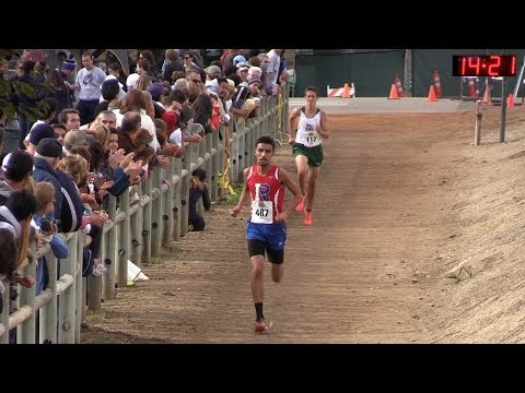 2013 CIF-ss XC Finals - Race 06 (Men's Division 4) (Full Course)