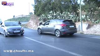 بالفيديو..نجاة سائق سيارة  بأعجوبة من موت محقق بسلا وهاشنو وقع   |   بــووز