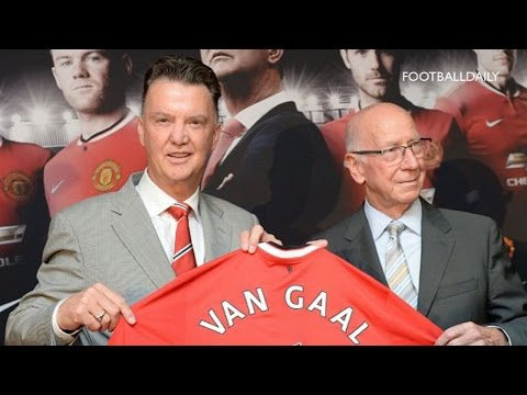 Van Gaal: 'Manchester United are the biggest club in the world'