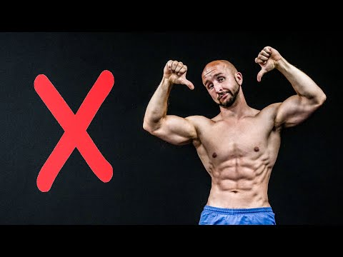 STOP Doing These 5 Exercises (WORST EVER!!)