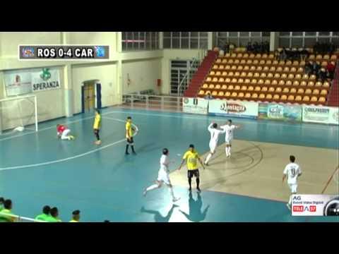 Serie A2, Odissea-Cogianco 2-7 (13/12/14)