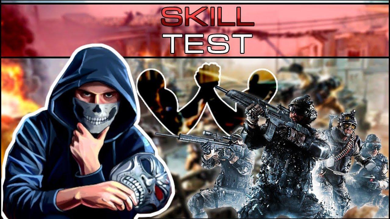 ответы на тест безопасности warface