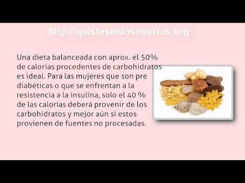 Ovarios Poliquisticos Dieta
