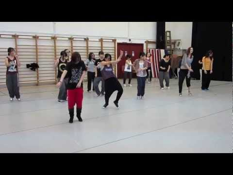 Choreo Community Workshop -- Chris Martin -- Lotus Flower Bomb