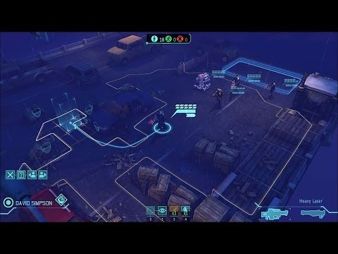 PAX Prime 2012: XCOM: Enemy Unknown PC Interface Reveal