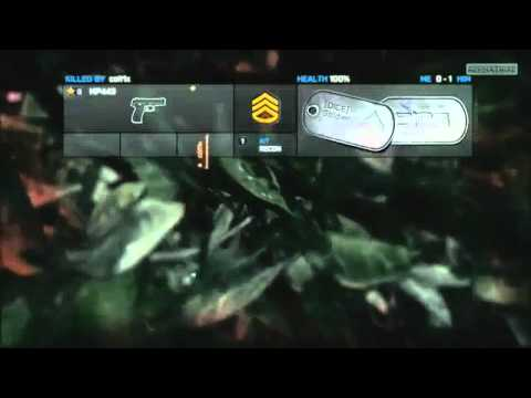 Battlefield 3 Gameplay - Early BETA Access & Jets in Rush
