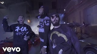 The Zombie Kids ft.Waka Flocka Flame - Broke