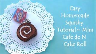 Diy Squishy Cake Roll : Diy Cake Roll Squishy Tutorial Mp3 Fast Download Free - [Mp3to.zone]