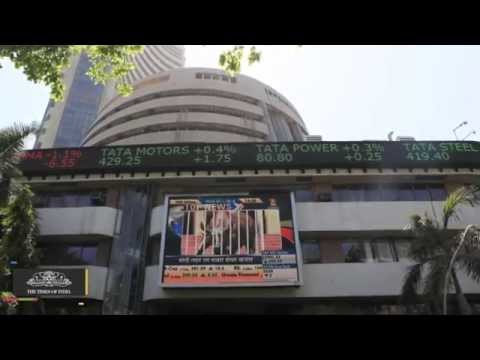 Sensex Recovers 75 Points Ahead Of Budget - TOI