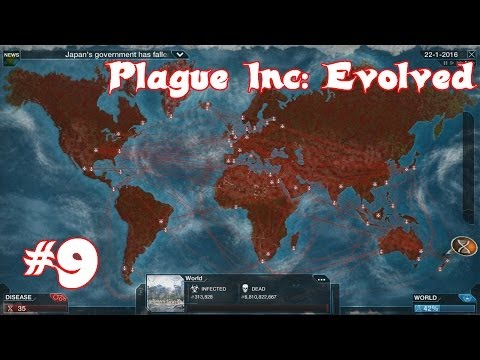Let's Play Plague Inc. Evolved (Mega Brutal) - 09 - Prion