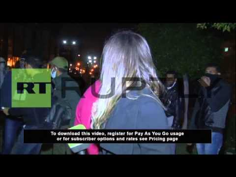 Egypt: Foreign journalist mobbed by Port Said protesters