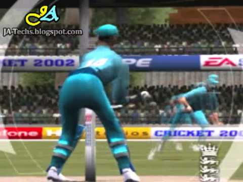 Download EA SPORTS Cricket 2002 PC Game