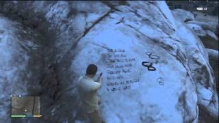 GTA 5 Serial Killer Easter Egg: FREDDY KRUEGER