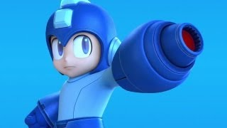 Super Smash Bros. Megaman Trailer E3 2013